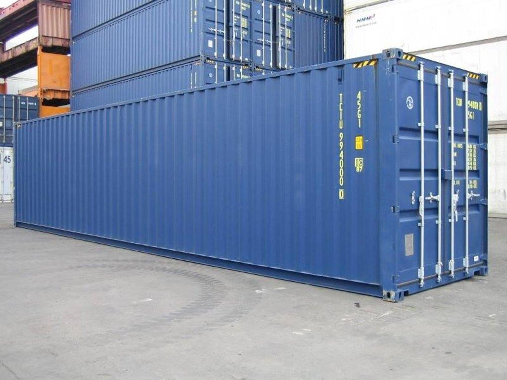 Used 40ft hi cube container for sale container kings thailand - Ft container home ...