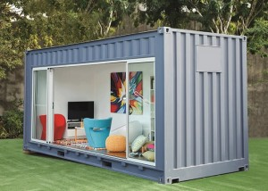 Container Accomodation 001