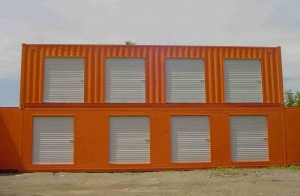 Container Storage Units