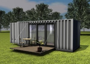 Home units container kings thailand for Minimalismus haus