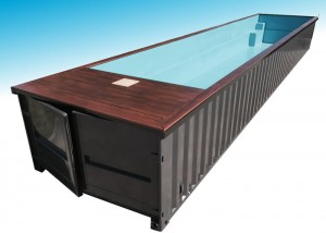 Container Swimming Pool 011