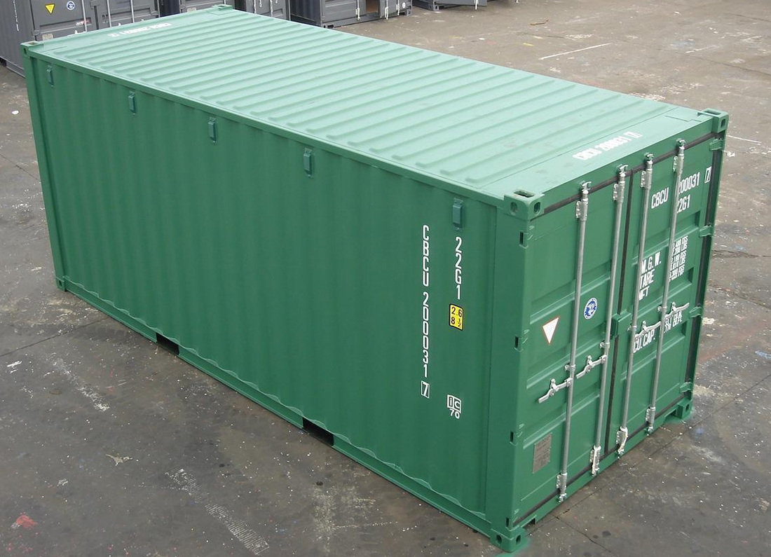 Used 20ft GP Standard Container For Sale - Container Kings ...
