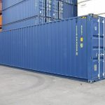 Used 40ft Hi Cube Container For Sale