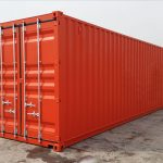 Used 45ft Hi Cube Container For Sale