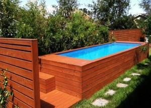 Container Swimming Pool 007