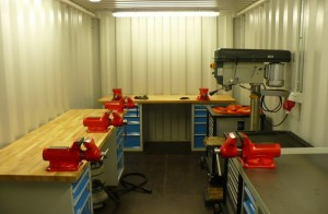 Container Workshop Unit 003