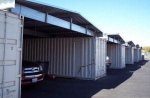 Container Workshop Unit 005