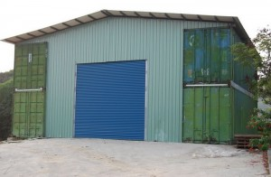 Container Workshop Unit 007
