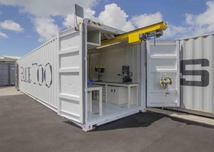 Container Workshop Unit 008